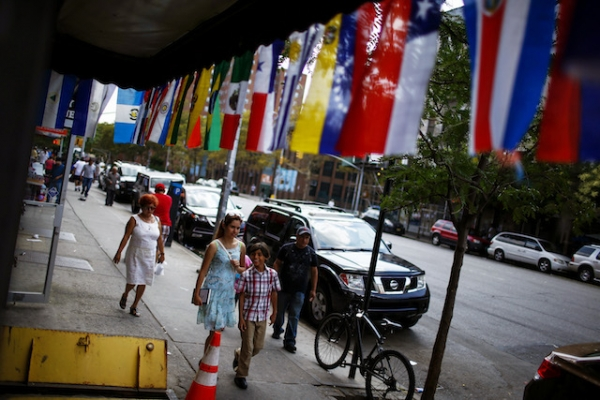 Hispanics and Latinos make up 27.5% of New York City's population